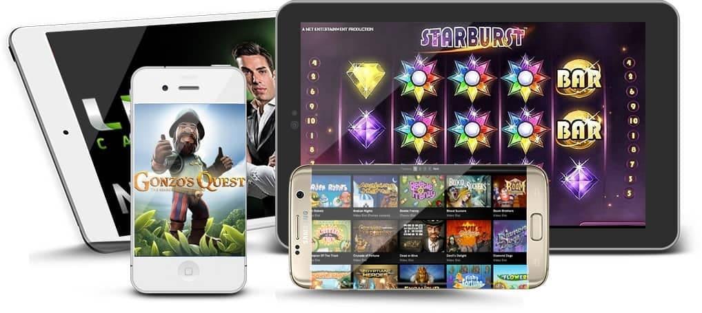Spela mobilt casino