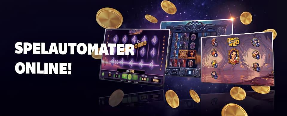 Online spelautomater